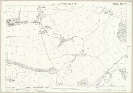 Shropshire LXXVIII.1 (includes: Bromfield; Leintwardine; Onibury) - 25 Inch Map