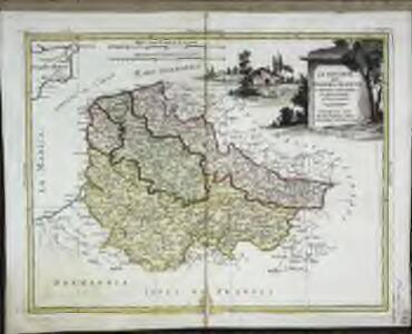Il governi della Fiandra francese, d'Artois, di Picardia, e del Boulonois