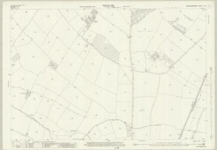 Gloucestershire III.4 (includes: Dorsington; Long Marston; Welford on Avon; Weston on Avon) - 25 Inch Map