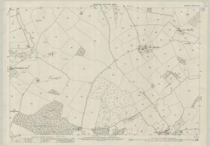 Somerset XXI.9 (includes: Hemington; Wellow) - 25 Inch Map