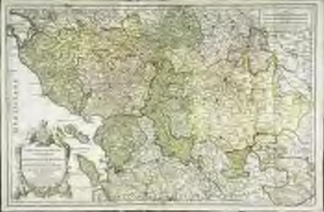 La province de Poitou et le pays d'Aunis
