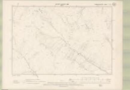 Dumbartonshire Sheet X.NW - OS 6 Inch map