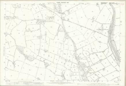 Staffordshire XXVIII.5 (includes: Sutton Upon Tern; Tyrley) - 25 Inch Map