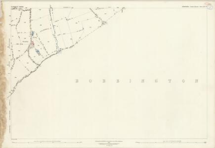 Shropshire LIX.16 (includes: Bobbington; Claverley; Enville) - 25 Inch Map