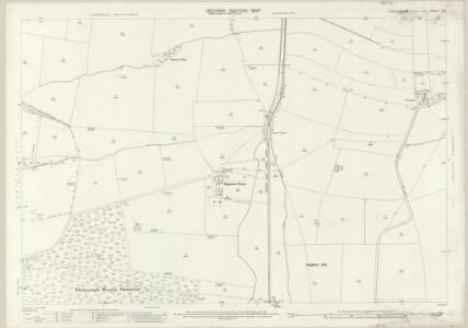 Lincolnshire X.8 (includes: Burton upon Stather; Flixborough; Roxby cum Risby) - 25 Inch Map