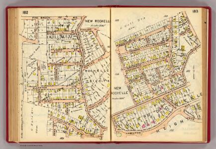 182-183 New Rochelle.
