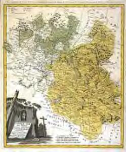 Castiliæ novæ pars orientalis provincias Cuenca et Guadalaxara comprehendens