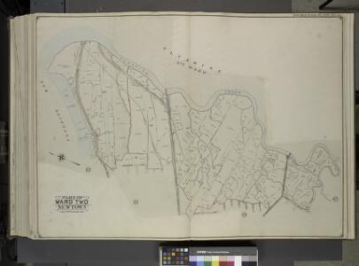 Queens, Vol. 2, Double Page Plate No. 49; Part of     Ward Two Newtown; [Map bounded by Flushing Bay, Flushing Creek, Mill Creek,      Corona Hempstead Plank Road, Longview St., Fairview St., Home St., Orchard St.;  Including Smith St., Plateau St., M