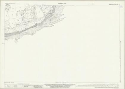 Sussex LIX.13 (includes: Fairlight) - 25 Inch Map