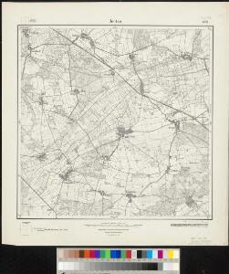 Meßtischblatt 1681 : Jeetze, 1932