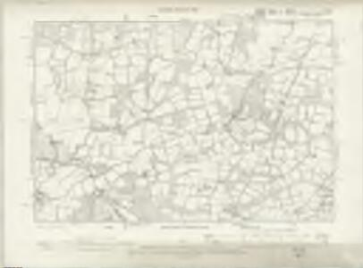 Sussex II.SW - OS Six-Inch Map