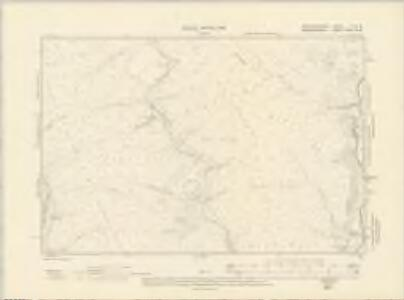 Brecknockshire VI.SW - OS Six-Inch Map