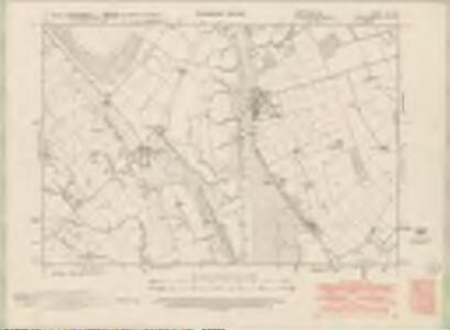 Dumfriesshire Sheet LX.NE - OS 6 Inch map