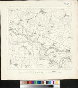 Meßtischblatt 216 : Dabrun, 1874