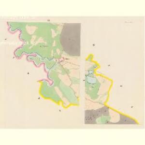 Nittowitz - c5175-1-004 - Kaiserpflichtexemplar der Landkarten des stabilen Katasters