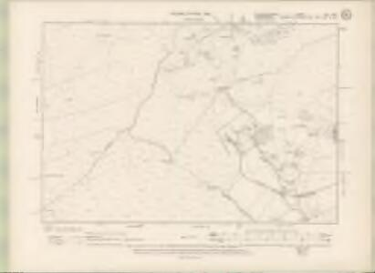Edinburghshire Sheet XVI.NW - OS 6 Inch map