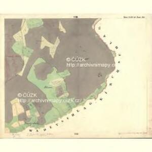 Planles - c5808-1-009 - Kaiserpflichtexemplar der Landkarten des stabilen Katasters