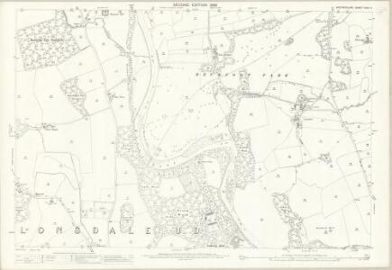 Westmorland XLVII.4 (includes: Barbon; Casterton; Kirkby Lonsdale; Mansergh) - 25 Inch Map