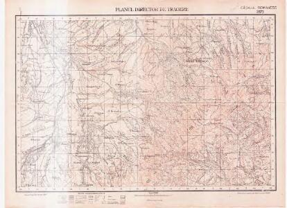 Lambert-Cholesky sheet 2673 (Căţăul Românesc)