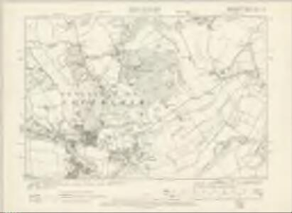 Oxfordshire LVI.SE - OS Six-Inch Map