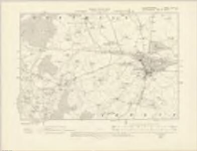 Gloucestershire XVII.SW - OS Six-Inch Map