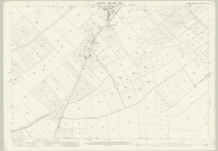 Cambridgeshire XXXIV.14 (includes: Cottenham; Histon; Landbeach) - 25 Inch Map