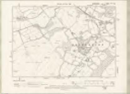 Lanarkshire Sheet XXVII.NE - OS 6 Inch map