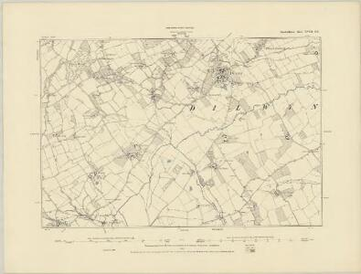 Herefordshire XVIII.SW - OS Six-Inch Map