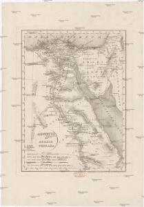 Aegyptus et Arabia Petraea