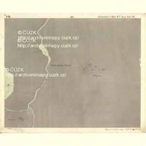 Stubenbach I. Theil - c6088-1-007 - Kaiserpflichtexemplar der Landkarten des stabilen Katasters