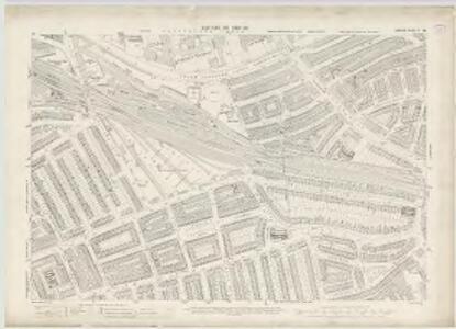 London VI.58 - OS London Town Plan