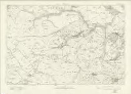 Derbyshire XXVIII - OS Six-Inch Map