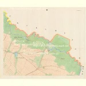 Triebsch - c8013-1-002 - Kaiserpflichtexemplar der Landkarten des stabilen Katasters