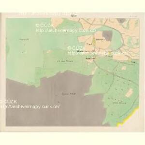 Neuofen - c5201-1-040 - Kaiserpflichtexemplar der Landkarten des stabilen Katasters