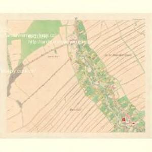 Partschendorf (Bartossowice) - m0035-1-004 - Kaiserpflichtexemplar der Landkarten des stabilen Katasters