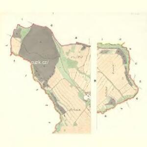 Ohlstadtl - m2122-1-001 - Kaiserpflichtexemplar der Landkarten des stabilen Katasters