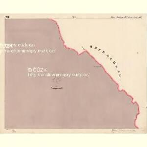 Moldau Ober - c2176-1-012 - Kaiserpflichtexemplar der Landkarten des stabilen Katasters