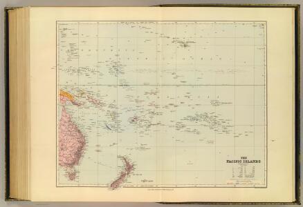 Pacific Islands.