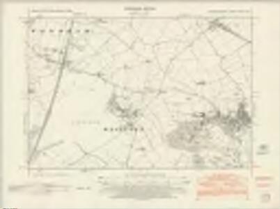 Buckinghamshire XXVII.NE - OS Six-Inch Map