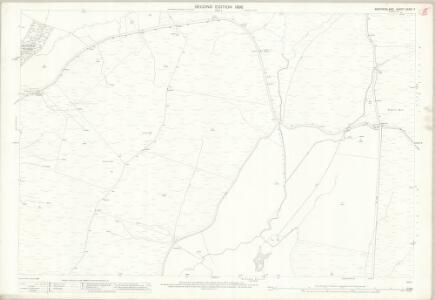 Westmorland XXXIX.7 (includes: Firbank; Killington; New Hutton) - 25 Inch Map