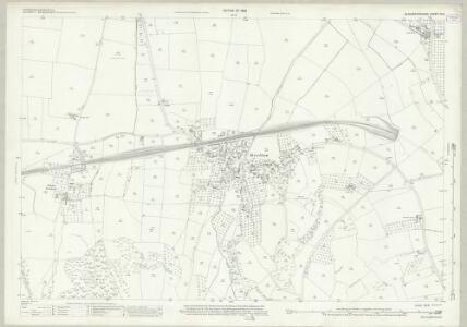 Gloucestershire XX.2 (includes: Alderton; Prescott; Winchcombe) - 25 Inch Map