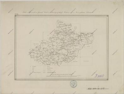 II. vojenské mapování Klad mapových listů