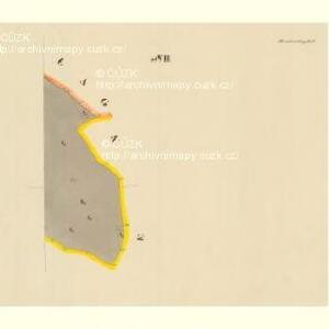 Waldetschlag und Hardetschlag - c1787-1-006 - Kaiserpflichtexemplar der Landkarten des stabilen Katasters