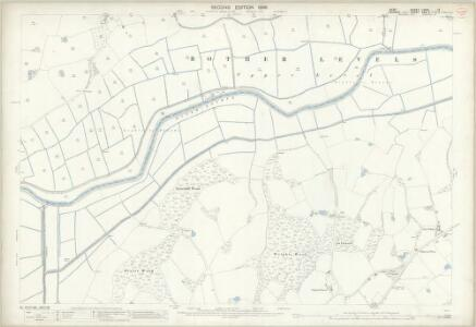 Kent LXXIX.13 (includes: Northiam; Sandhurst) - 25 Inch Map