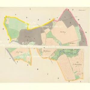 Kokorzow - c3272-1-001 - Kaiserpflichtexemplar der Landkarten des stabilen Katasters