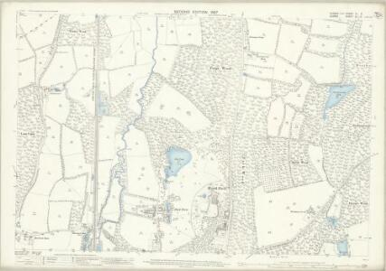 Sussex IV.5 (includes: Worth) - 25 Inch Map