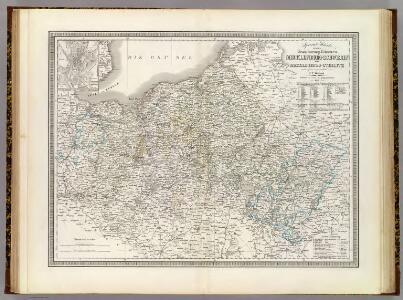 Mecklenburg-Schwerin, Mecklenburg-Strelitz.