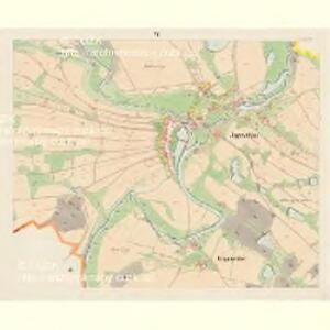 Jareschau - c2778-1-005 - Kaiserpflichtexemplar der Landkarten des stabilen Katasters