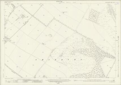 Oxfordshire XLVII.11 (includes: Lewknor; Pyrton; Shirburn) - 25 Inch Map