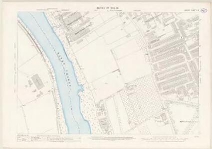 London X.16 - OS London Town Plan
